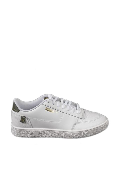 Sneaker ralph sampson bianco/verde PUMA | Sneakers | 375910RALPH SAMPOSON-01