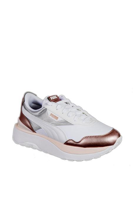 Sneaker cruise rider bianco/oro PUMA | Sneakers | 380500CRUISE RIDER-02