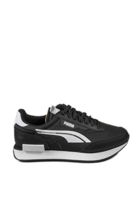 Sneaker future rider nero/bianco PUMA | Sneakers | 380591FUTURE RIDER-04