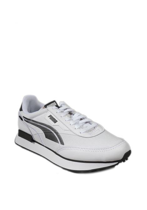 Sneaker future rider bianco/nero PUMA | Sneakers | 380591FUTURE RIDER-05