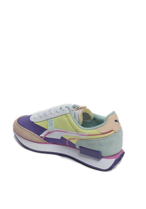 Sneaker future rider viola PUMA | Sneakers | 382043 DFUTURE RIDER-04