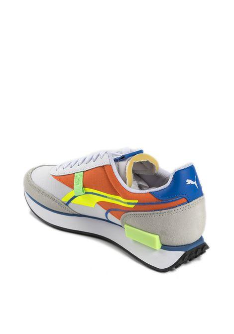 Sneaker future rider bianco PUMA | Sneakers | 382043UFUTURE RIDER-01