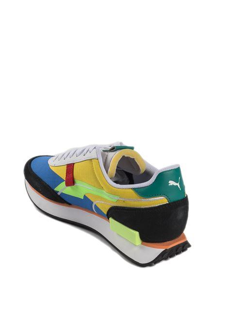 Sneaker future rider blu PUMA | Sneakers | 382043UFUTURE RIDER-02