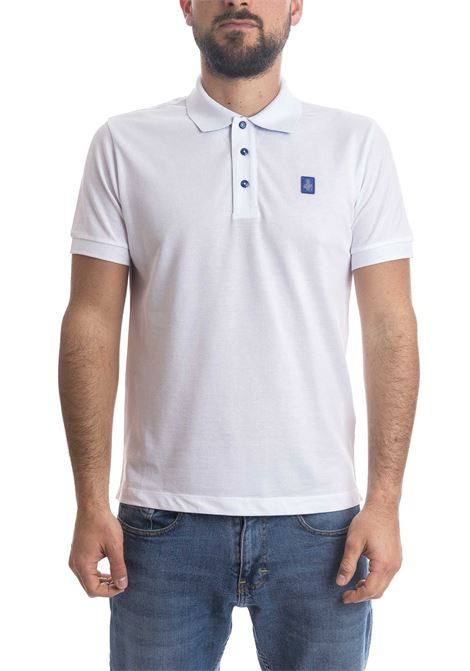 Polo new main bianco REFRIGIWEAR | Polo | 19001NEW MAIN-010