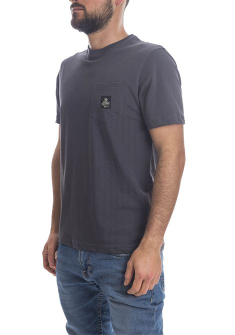 T-shirt pierce bianco REFRIGIWEAR | T-shirt | 22600PIERCE-04910