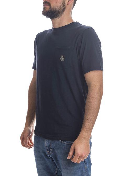 T-shirt pierce blu scuro REFRIGIWEAR | T-shirt | 22600PIERCE-3700