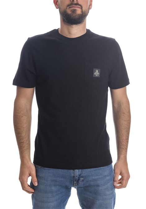 T-shirt pierce blu nero REFRIGIWEAR | T-shirt | 22600PIERCE-6000