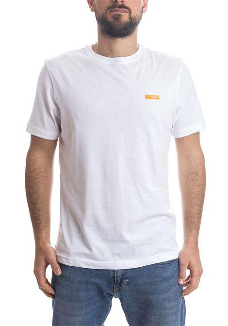T-shirt boris bianco REFRIGIWEAR | T-shirt | 27100BORIS-010