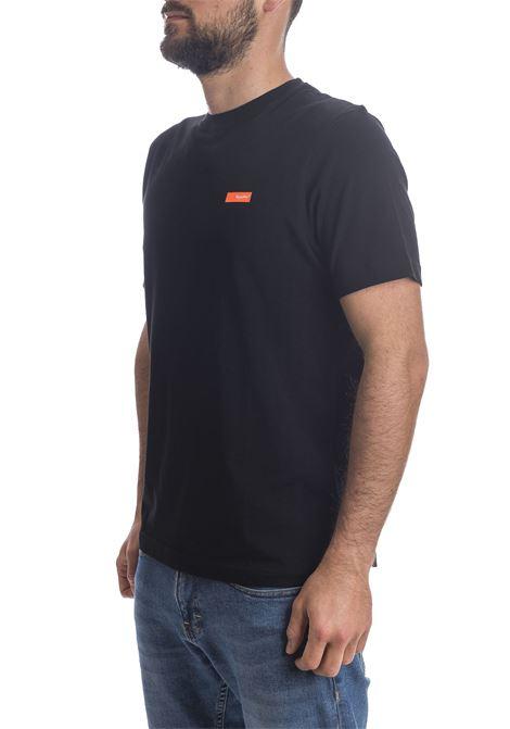 T-shirt boris nero REFRIGIWEAR | T-shirt | 27100BORIS-6000