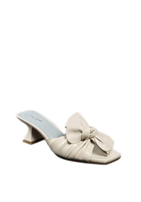 Sandalo dunya bianco ROBERTO FESTA | Sandali | DUNYANAPPA-TALCO