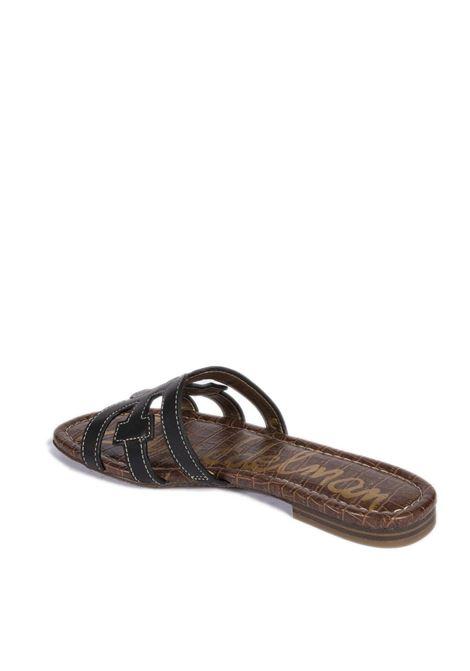 Sandalo bay nero SAM EDELMAN | Sandali flats | BAY6992L4001-BLACK