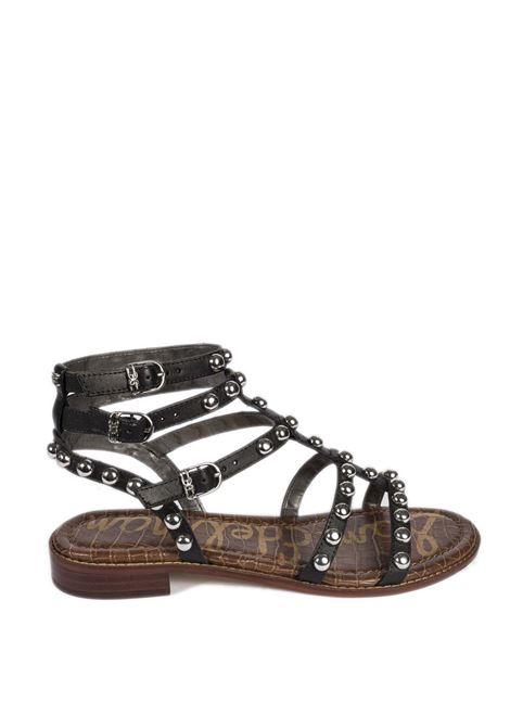 Sandalo eavan nero SAM EDELMAN | Sandali flats | EAVAN0310L2001-BLACK