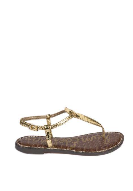 Sandalo gigi oro SAM EDELMAN | Sandali flats | GIGI25956706-GOLD