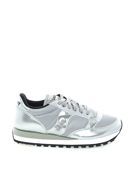 Sneaker jazz argento SAUCONY | Sneakers | 1044JAZZ-461