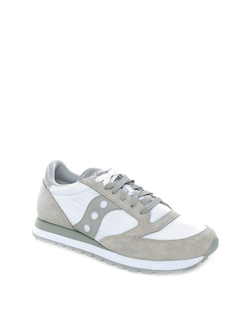 Sneaker jazz bianco/grigio SAUCONY | Sneakers | 2044JAZZ-396