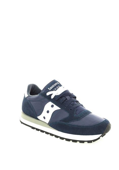 Sneaker jazz blu/bianco SAUCONY | Sneakers | 2044UJAZZ-316