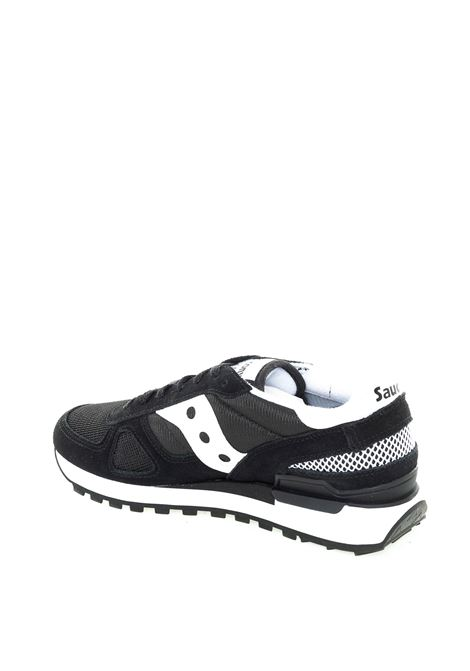 Sneaker shadow nero/bianco SAUCONY | Sneakers | 2108SHADOW-518