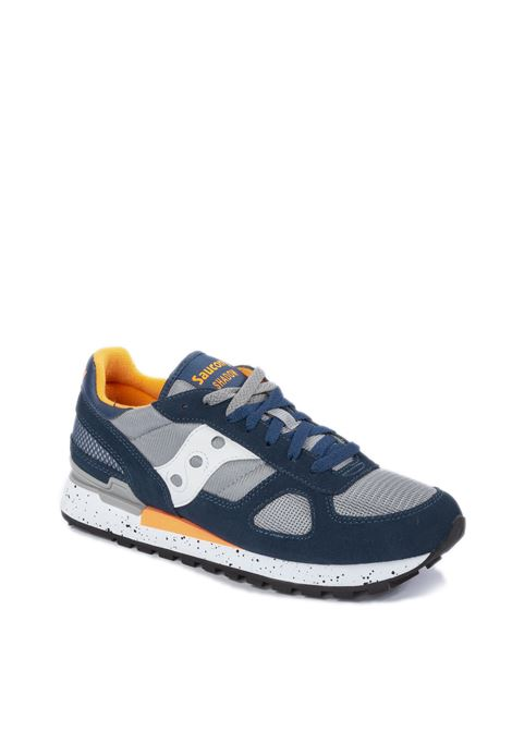 Sneaker shadow navy/grigio SAUCONY | Sneakers | 2108SHADOW-772