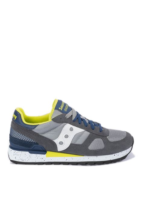 Sneaker shadow grigio/navy SAUCONY | Sneakers | 2108SHADOW-773