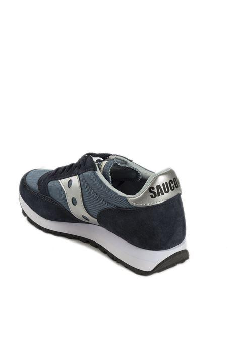 Sneaker jazz blu/silver SAUCONY | Sneakers | 70539JAZZ 81-1