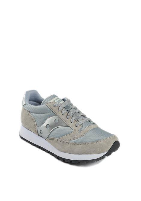 Sneaker jazz grigio/silver SAUCONY | Sneakers | 70539JAZZ 81-3
