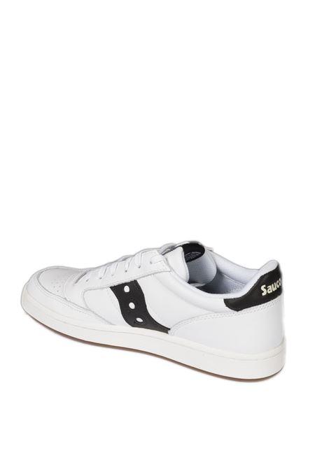 Sneaker jazz court bianco/nero SAUCONY | Sneakers | 70555JAZZ COURT-5