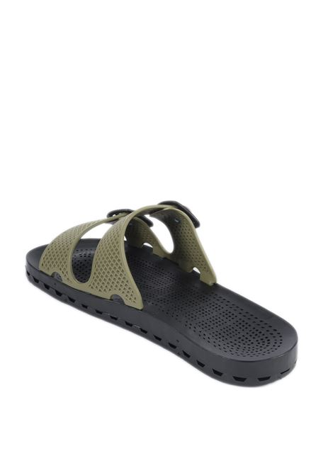 Sandalo jolla urban kaki SENSI | Sandali flats | 4150ULA JOLLA URBAN-092