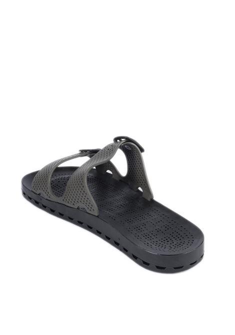 Sandalo jolla urban grigio SENSI | Sandali flats | 4150ULA JOLLA URBAN-317
