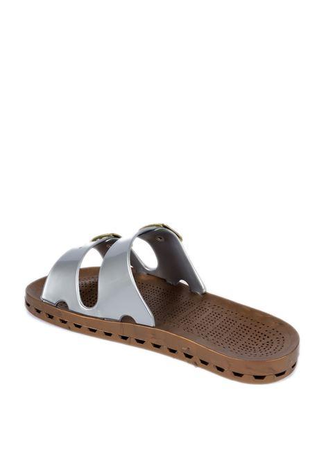 Sandalo jolla prestigio silver SENSI | Sandali flats | 4151DLA JOLLA PRESTIGIO-022