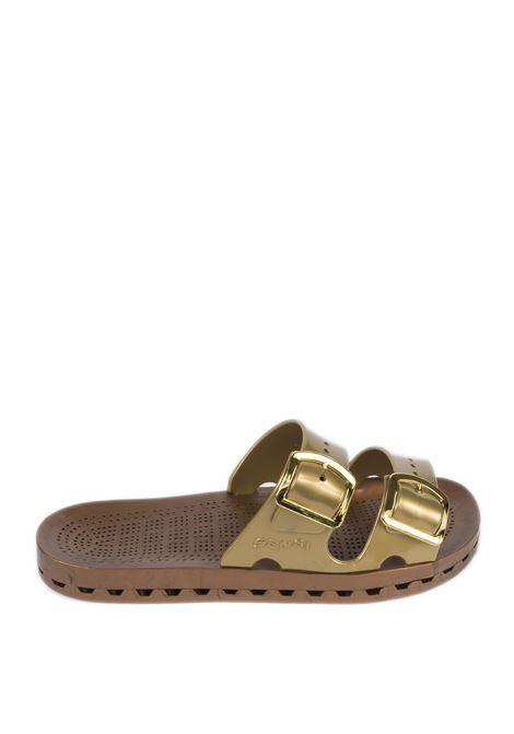 Sandalo jolla prestigio oro SENSI | Sandali flats | 4151DLA JOLLA PRESTIGIO-231