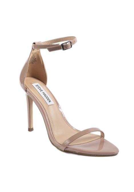 Sandalo Abby vernice cipria tacco100 STEVE MADDEN | Sandali | ABBYPATENT- CIPRIA