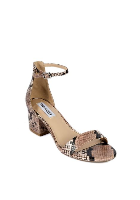 Sandalo irenee blush STEVE MADDEN | Sandali | IRENEESNAKE-BLUSH