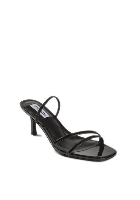Sandalo loft vernice nero STEVE MADDEN | Sandali | LOFTPATENT-BLACK