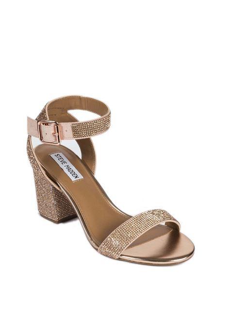 Sandalo Malia Crystal rosegold STEVE MADDEN | Sandali | MALIAGLIT-ROSEGOLD