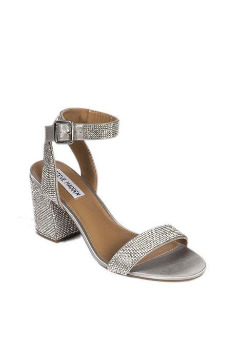 Sandalo Malia Crystal argento STEVE MADDEN | Sandali | MALIAGLT-RHINESTONE