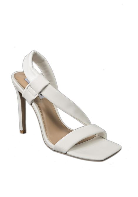 Sandalo sizzlin bianco STEVE MADDEN | Sandali | SIZZLINPELLE-WHITE