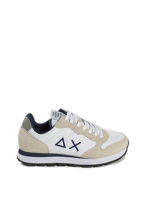 Sneaker tom solid bianco SUN 68 | Sneakers | Z31101TOM SOLID-BIANCO