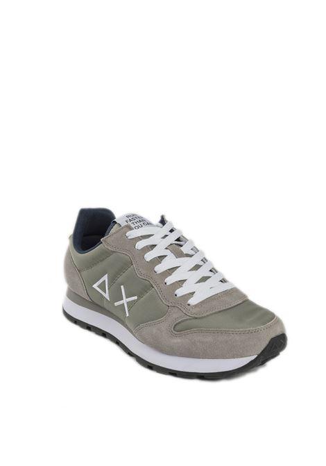 Sneaker tom solid grigio SUN 68 | Sneakers | Z31101TOM SOLID-GRIGIO MED