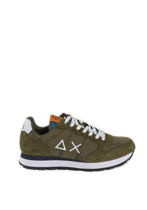Sneaker tom solid militare SUN 68 | Sneakers | Z31101TOM SOLID-MILITARE