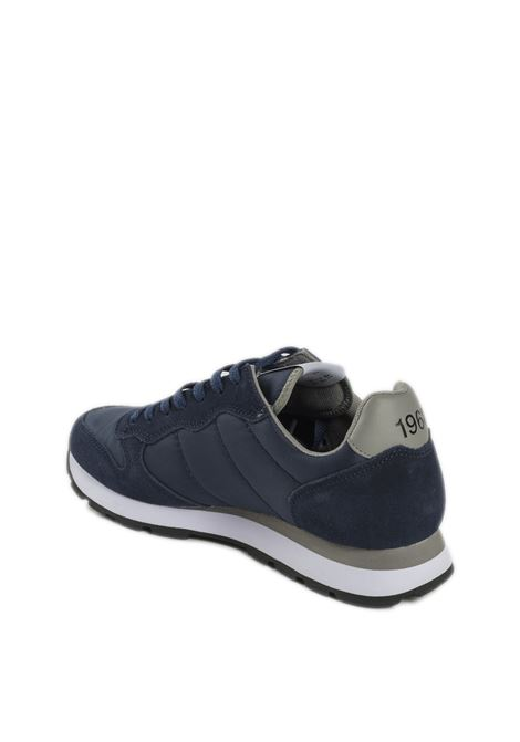 Sneaker tom solid blu SUN 68 | Sneakers | Z31101TOM SOLID-NAVY BLUE