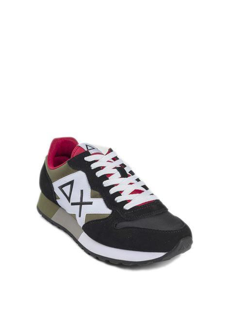Sneaker jaki bicolor nero SUN 68 | Sneakers | Z31111JAKI BICOLOR-NERO