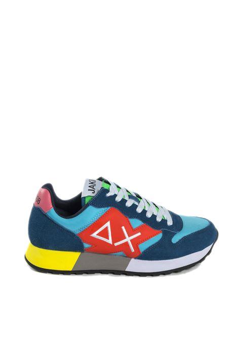 Sneaker jaki party blu SUN 68 | Sneakers | Z31113JAKI PARTY-AZZ/OTTA