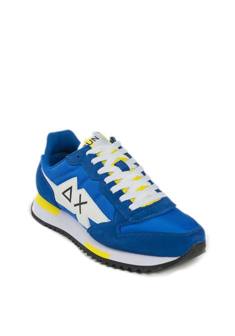 Sneaker niki solid blu royal SUN 68 | Sneakers | Z31118NIKI SOLID-ROYAL