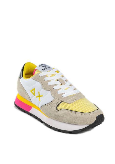Sneaker ally sport bianco SUN 68 | Sneakers | Z31203ALLY SPORTY-BIANCO