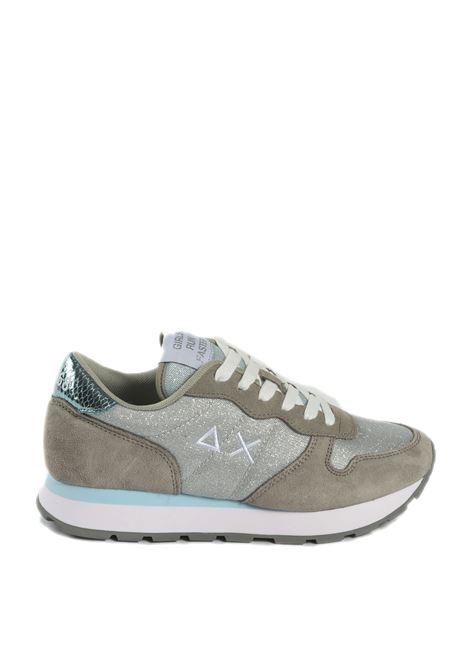 Sneaker ally glitter grigio SUN 68 | Sneakers | Z31204ALLY GLITTER-GRIGIO