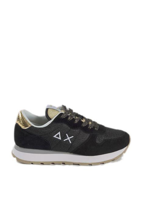 Sneaker ally glitter nero SUN 68 | Sneakers | Z31204ALLY GLITTER-NERO