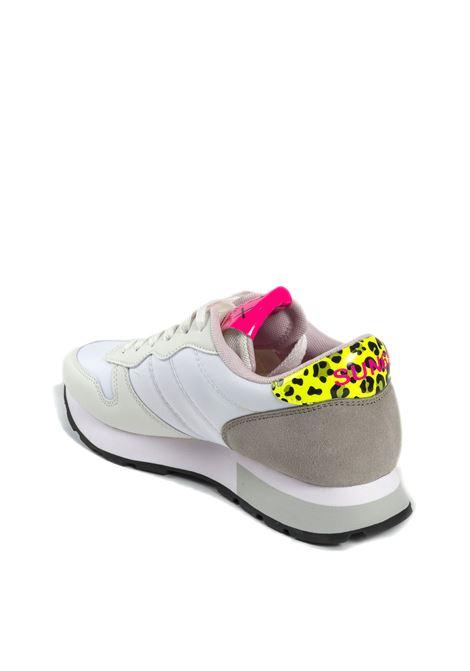 Sneaker ally star bianco/giallo SUN 68 | Sneakers | Z31209ALLY STAR-BIA/GIALLO