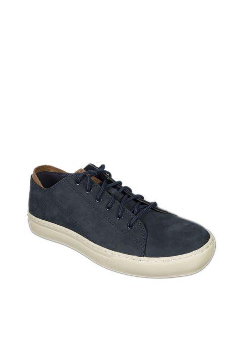 Sneaker adv blu TIMBERLAND | Sneakers | TB0A1Y6V0191ADV 2.0-BLACK IRIS