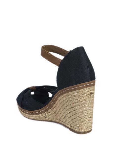 Sandalo spuntato elena blu TOMMY HILFIGER | Sandali | 0905ELENA-403