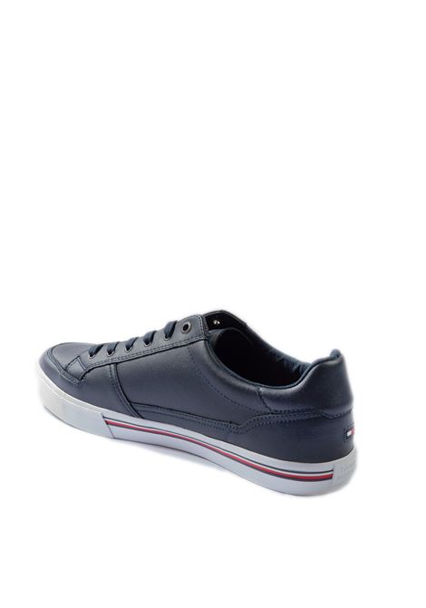 Sneaker core corporate blu TOMMY HILFIGER | Sneakers | 3393CORE CORPORATE-DW5